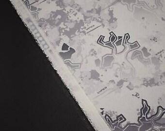 """1000D Coated Outdoor Cordura Camo Fabric 60""""W True Timber Viper Snow Tactical"""
