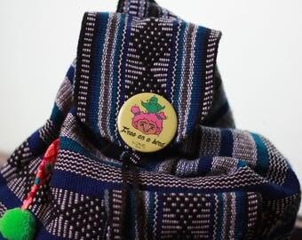 Bird Button badge (pinback badge)