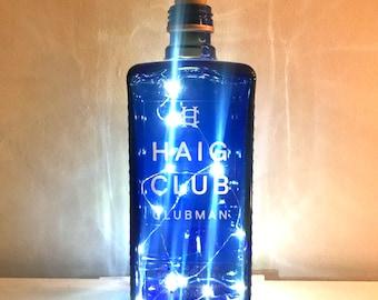 Haig Club Clubman Whiskey Fairy Lights in a Bottle