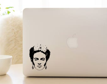 FRIDA Vinyl Cut Sticker