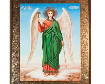 Guardian Angel russian icon orthodox christianity church icon