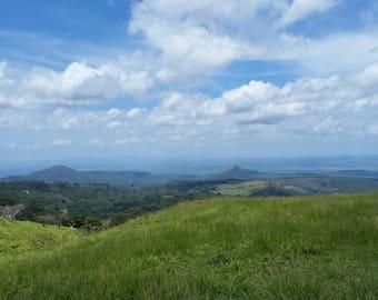 Panoramic View of Costa Rica