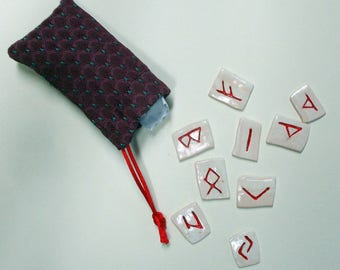 Viking runes, Flat Larger