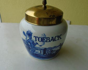 Tabc Pottery Delft Zenith Gouda Nr 2159