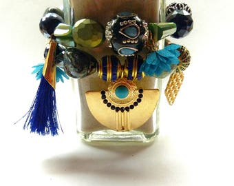 Bracelet Stack - Egyptian Goddess