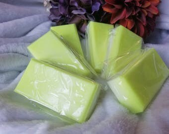 Goats Milk Soap - Lemon Goats Milk Soap