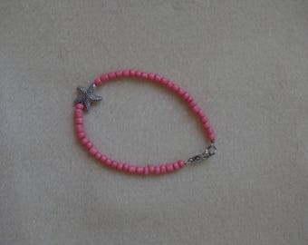 Bracelet with Starfish