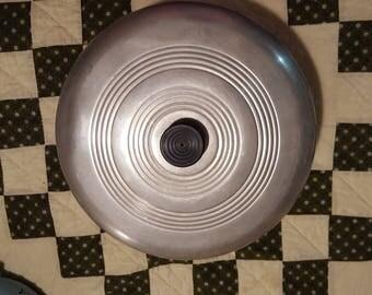 Vintage, Retro, Aluminum Plate Cover