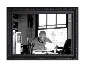 Jay-Z 'Can't Knock The Hustle' Poster or Art Print