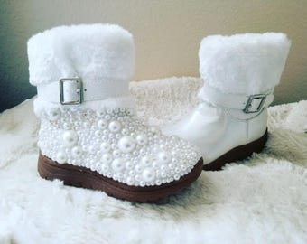 Customized Toddler Shoes