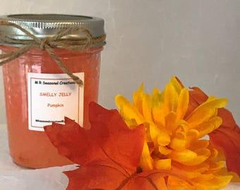 Smelly Jelly Room Freshener  8 oz  Pumpkin Scented Gel