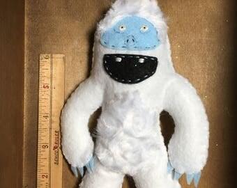 Abominable snowman yeti
