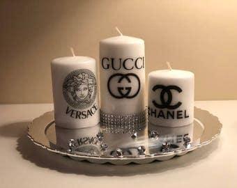 Chanel Bathroom Set Etsy
