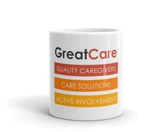 Pillars of GreatCare Mug