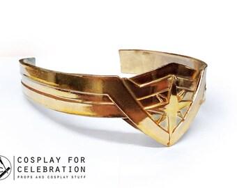 Wonder woman tiara mirror gold