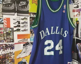 Champion Mavericks Jersey Jim Jackson