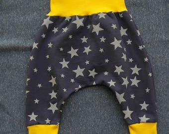 1 blue duck baby harem pants in Fleece Sweatshirt
