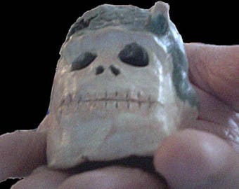 Demon Head Incense Burner