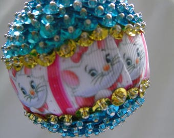 Disney's The Aristocats Marie Bauble