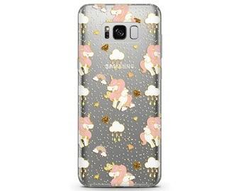 Unicorn phone case White unicorn pixel 2 xl unicorn case s7 case rainbow unicorn unicorn case for Samsung s7 case galaxy s8 s8 plus case