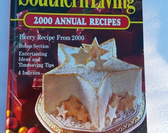 Southern Living 2000 Annual Recipes.