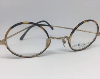 Polo Ralph Lauren - Vintage Glasses. Made in Italy.