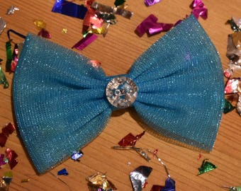 Cat bow tie ' BlueBling '