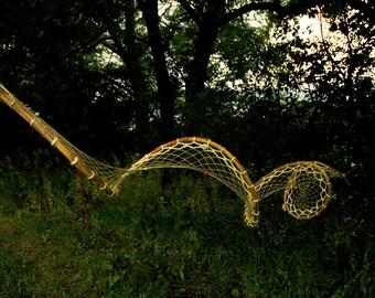"""Nature-Wood-3d-Dream catcher/Dreamcatcher """"Wood spiral"""""""