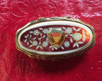 Antique old Hoover Dam Ashtray