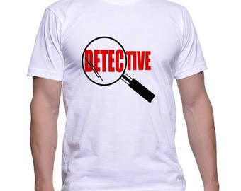 Tshirt for a Detective