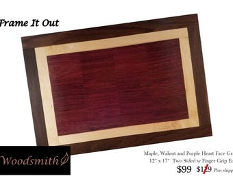 Frame It Out Cutting Board