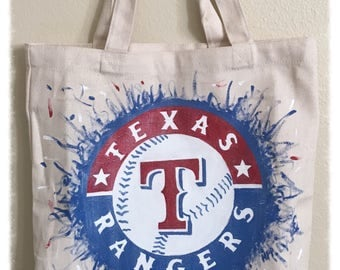 Texas Rangers Bag