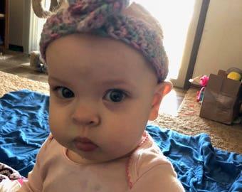 baby head band acrylic