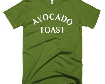 Shirt Avocado Toast, Avocado Toast Top, Unisex Avocado Toast, Avocado Toast Tee, Avocado Toast T-Shirt, Jersey tee