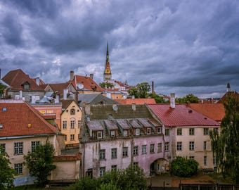 Estonia at Dusk