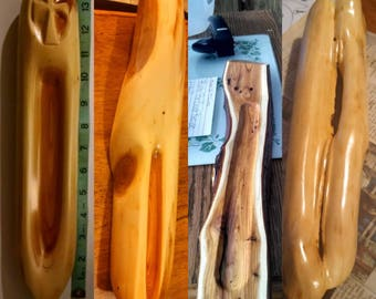 Custom Handcrafted Wooden Incense Burners