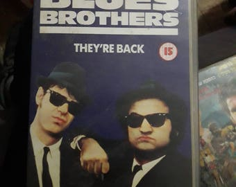 BLUES BROTHERS video