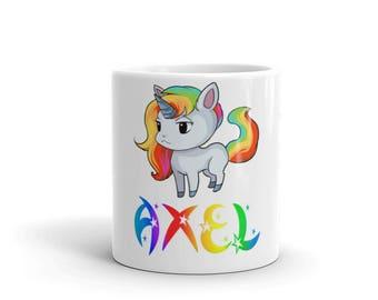 Axel Unicorn Mug