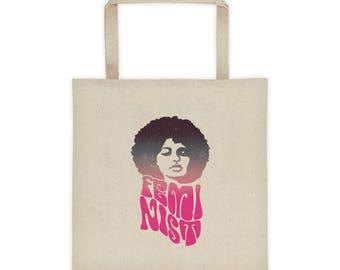 Retro Feminist Tote bag