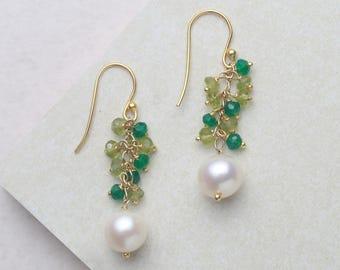 Fern Forest Earrings