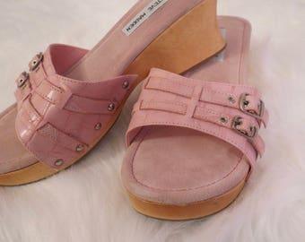 Vintage Pink Madden Shoes