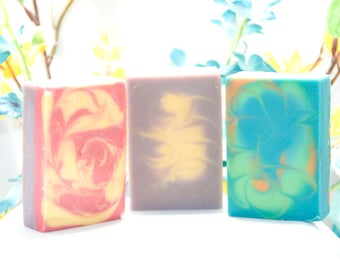 Monkey Fart Goat Milk Soap, Kids Soap