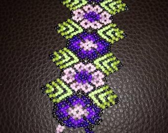Amazing hand made bead bracelet