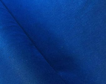 Royal blue felt fabric for crafting