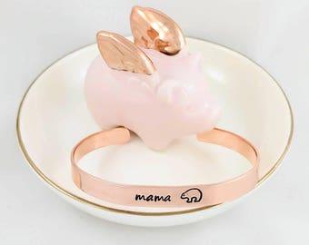 MAMA - Copper Cuff