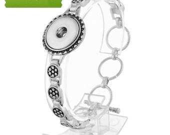 20mm Snap Bracelet