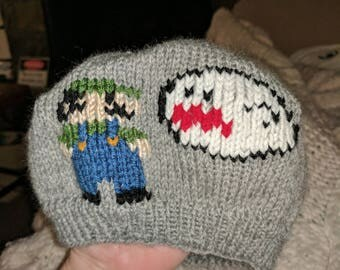 Game character hat