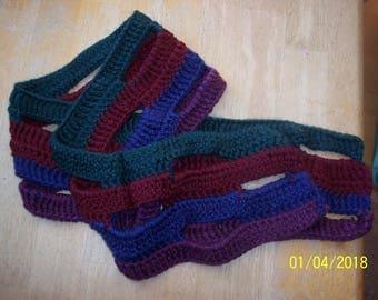 Crochet Scaft