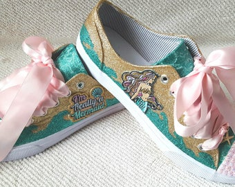 Custom Womens sneakers