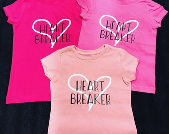 SOLD OUT- Heart Breaker Valentine's Shirt